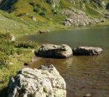 jezioro lebarde