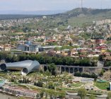 Tbilisi widok